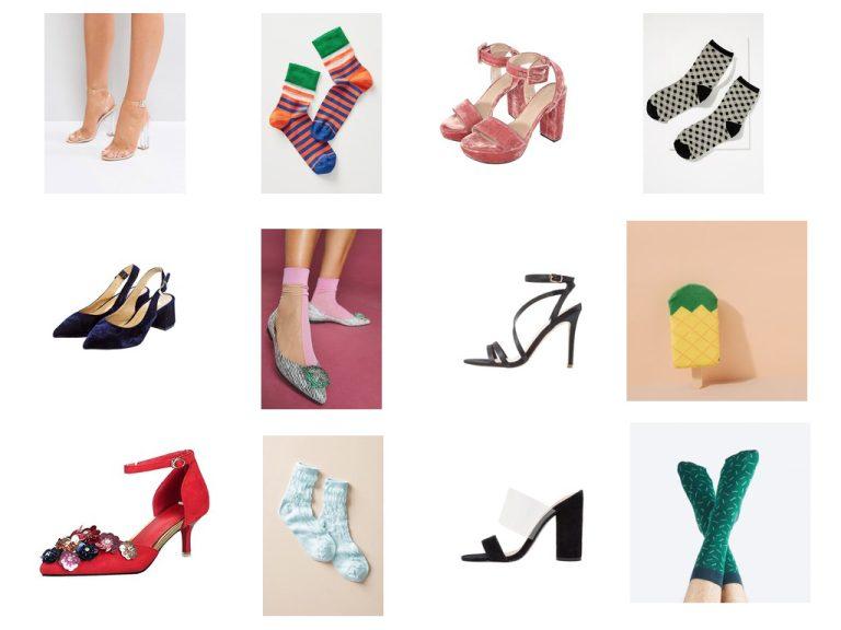 Trendflash: Socken & Sandalen