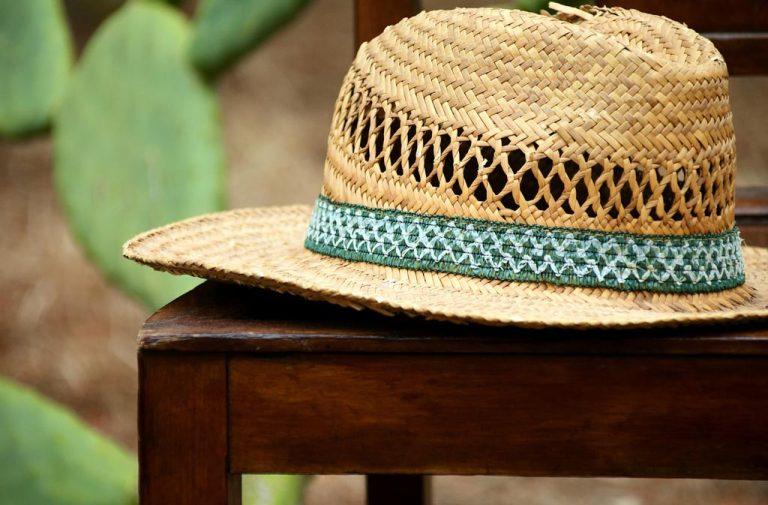 Strohhut – DAS Accessoire für den Sommer!