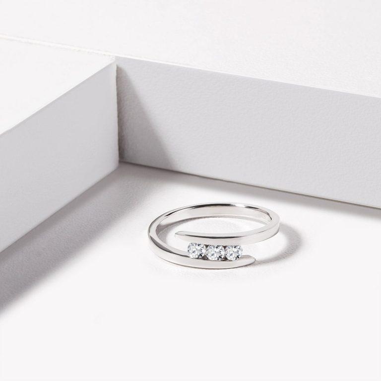 Fünf bewährte Designs für Verlobungsringe