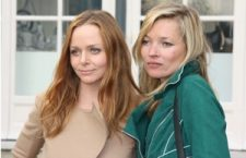 Stella McCartney und Topmodel Kate Moss Foto: flickr/UK in France