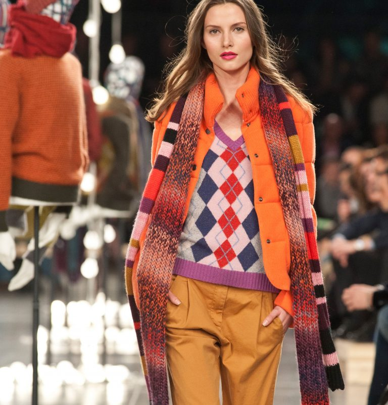 United Colors of Benetton: Auch im Herbst 2012 farbenfroh