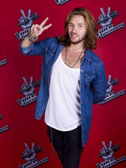 """Gil Ofarim bei """"The Voice of Germany"""""""