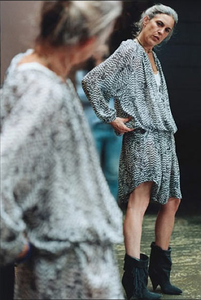 Foto: Isabel Marant for H&M, Instagram.