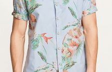 Hawaiihemd von Scotch & Soda, ca. 70 €