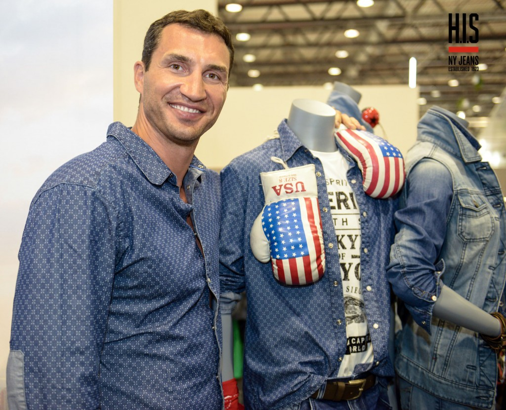 Wladimir Klitschko und H.I.S - The Perfect Fit